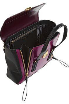 3.1 Phillip Lim The Pashli medium leather trapeze bag NET-A-PORTER.COM