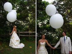 Huge balloons! <3