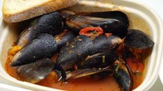 My Kitchen Rules Recipe - Davide & Marco's Chilli Mussels