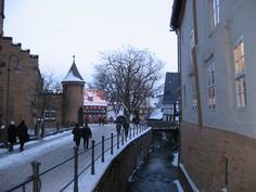 Goslar is on the UNESCO World Heritage list because of its beautiful historic old town