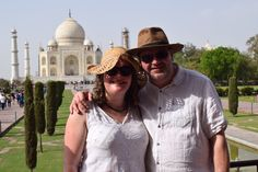 India Part Agra Fort and Taj Mahal – Adventures In A Campervan Agra Fort, Golden Triangle, Campervan, Panama Hat, Taj Mahal, India, Adventure, Goa India, Adventure Game