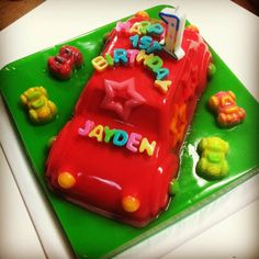Jayden lee first birthday