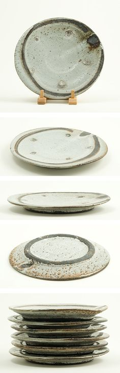 Lisa Hammond plate - pottery - ceramics