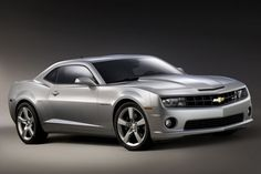 Win a Free Chevy Camaro Sports Car Online