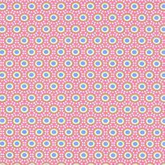 kankaita.com Cotton Tulum 3 - Puuvilla - pink