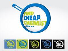 Logo Design for an Online Pharmaceutical Web