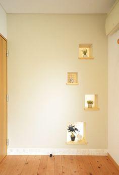 長野県松本市のリフォーム会社サンプロリフォームのホームページです。 おしゃれで使いやすくリフォーム!の施工事例ページです。 Modern Exterior, Interior And Exterior, Interior Design, Plans Architecture, Interior Architecture, Living Etc, Stair Lighting, Interior Windows, Attic Rooms