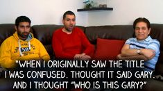 "During a news show discussing 50 Shades of Grey. | 18 Times ""Gogglebox"" Failed So Much It Actually Won"