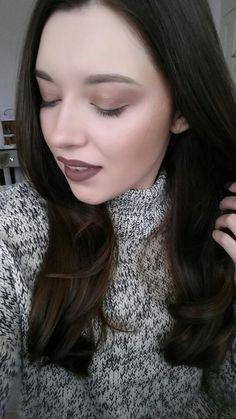 "<3 Wearing my Hydra Matte Liquid Lipstick in "" Iced Mocha "" by @GerardCosmetics #GCLOVE   <3"