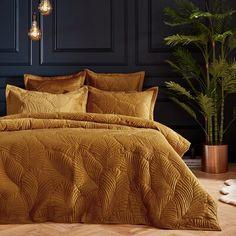 Bed Linen Sets, Duvet Sets, Duvet Cover Sets, Gold Bedding Sets, Black Duvet Cover, Quilt Bedding, Linen Bedding, Dark Bedding, Green Comforter