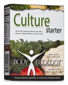Probiotic Culture Starters