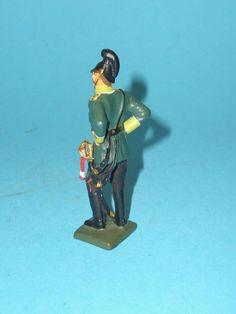 2378 – Lineol Offizier stehend 7,5cm Serie Sehr Gut | eBay