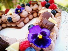 csokoládés cream tart Tart, Cream, Creme Caramel, Pie, Tarts, Torte