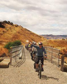 Otago Rail Trail, 150km of #cycling heaven #newzealand
