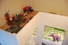 Mydal Loftbed with play area - IKEA Hackers