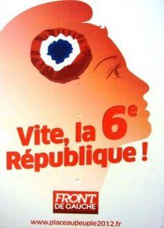 Vite, la 6ème République !