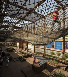 Gallery - Gallery: Fernando Guerra Captures the Brazil Pavilion at Milan Expo 2015 - 4