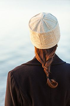 Ravelry: Seaworthy Gansey Cap pattern by Churchmouse Yarns and Teas
