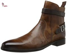 Melvin   Hamilton 0, Bottes Classiques Homme - Beige - Beige (Classic  Tan Strap DK.Brown Hrs), 47 EU  Amazon.fr  Chaussures et Sacs c69b8c9b8633