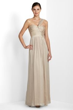 shopping for a benefit dress- this one by BCBG is appropriately conservative