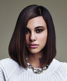 Francesco Group Medium Brown Hairstyles