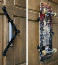 Skateboard Racks From Ebay And Corkboard | Matthew | Pinterest | Skateboard  Rack, Skateboard And Room