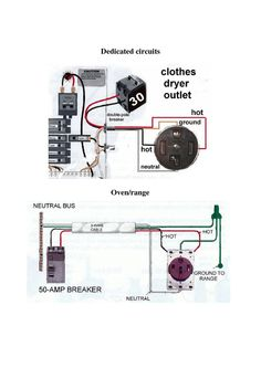 3 Prong Dryer Outlet Wiring Diagram Electrical In 2018. Home Electrical Wiring Diagrams. Wiring. 3 Prong Dryer Wiring Diagram Generator At Scoala.co