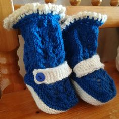 Pistoja ja Piirtoja: Vauvan tossut Slippers, Shoes, Fashion, Moda, Sneakers, Zapatos, Shoes Outlet, Fashion Styles, Slipper