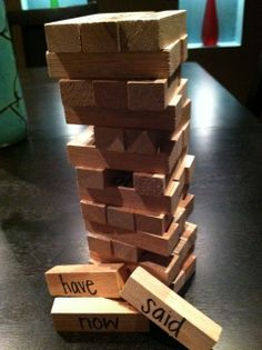 The First Grade Diaries: Sight Word Jenga Game Spelling Word Activities, Sight Word Spelling, Spelling Games, Sight Word Practice, Sight Word Games, Sight Words, Reading Games, Teaching Reading, Teaching Ideas