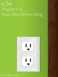 Blogging Tips   WordPress Tips   Blog Design   Plugins can be a great asset to your WordPress blog. These are our 15 favorite WordPress plugins.