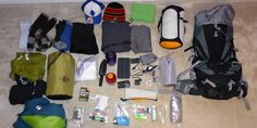 Mike's 2015 Appalachian Trail Thru-Hike Gear List