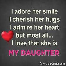Special Daughter Quotes 11 Best Beautiful Daughter Quotes images | Beautiful daughter  Special Daughter Quotes