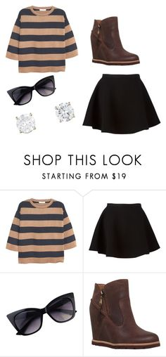 """"" by m2w8w8 on Polyvore featuring MANGO, Neil Barrett and UGG Australia"