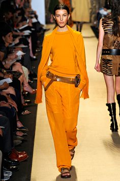 Michael Kors Spring 2012 RTW - Review - Fashion Week - Runway, Fashion Shows and Collections - Vogue
