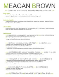 Example Of An Interoffice Memo Simple 27 Best Awesome Resumes Images On Pinterest  Resume Design Design .