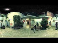 """Nabel - """"Sono qui"""" Il 1° videoclip immersivo italiano a 360° (official R..."""