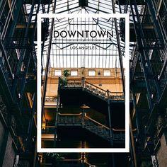 """More human than human is our motto."" - Tyrell (Blade Runner-1982) #hangyouradventures #hangyourhood #citymapprints #bladerunner #downtownla #bradburybuilding   Point Two Maps, City Map Prints   bladerunner,hangyouradventures,hangyourhood,citymapprints,downtownla,bradburybuilding   www.pointtwomaps.com  $25.00     400+ City Maps SHOP NOW >> www.pointtwomaps.com"