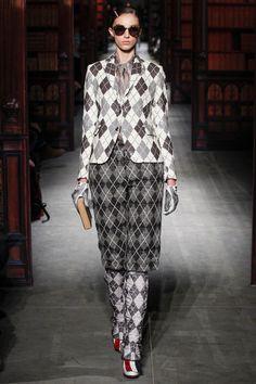 Moncler Gamme Bleu Fall 2014 Menswear Collection - Vogue