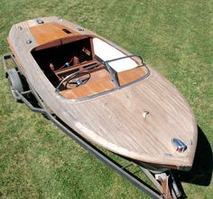 Glue And Stitch Boat Plans Wooden Boat Building, Boat Building Plans, Duck Boat Blind, Wooden Speed Boats, Chris Craft Boats, Free Boat Plans, Runabout Boat, Model Boat Plans, Classic Wooden Boats