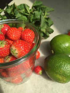 Zelf limonade maken van vers {en overrijp} fruit! Recepten voor Limonade,  ICE tea en Tonic!