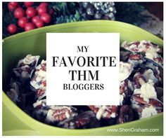 Many of you have been enjoying Trim Healthy Mama and all the yummy recipes that are out there. Well, today I wanted to introduce you to some of my favorite Trim Healthy Mama bloggers! These ladies have done tons of work to bring you yummy THM friendly recipes. You can check out all my THM […]