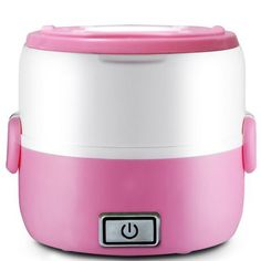 FREESHIPING 200w power, AC220-240V 50-60Hz, 1L  capacity mini rice cooker, heating lunch, electric heating lunch box