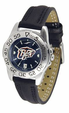 Texas El Paso - University Of Sport Leather Band Anochrome - Ladies - Women's College Watches by Sports Memorabilia. $50.76. Makes a Great Gift!. Texas El Paso - University Of Sport Leather Band Anochrome - Ladies