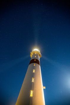 Lighthouse in the sky by May Elin Aunli on 500px