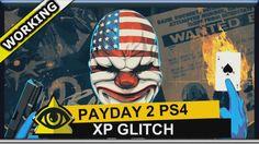 PAYDAY 2 XP GLITCH SOLO PS4 1920x1080