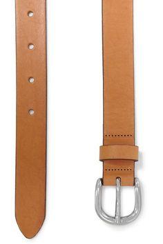 Étoile Isabel Marant - Zap Leather Belt - Camel