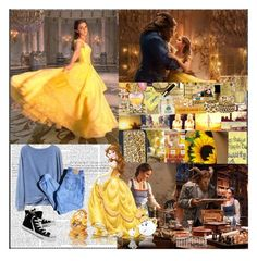 """""""Beauty and the Beast"""" by foreverandalways-jami ❤ liked on Polyvore featuring Kate Spade, Burt's Bees, Philippe Audibert, Wet Seal, Bobbi Brown Cosmetics, Chanel, Yves Saint Laurent, Vera Wang, DOMINIQUE AURIENTIS and Emma Watson"""