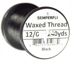 Semperfli Classic Waxed Thread 12/0