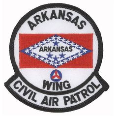 Civil Air Patrol Patch: Arkansas Wing