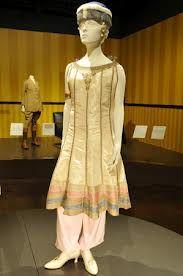 Fashion - Lampshade tunic by Paul Poiret